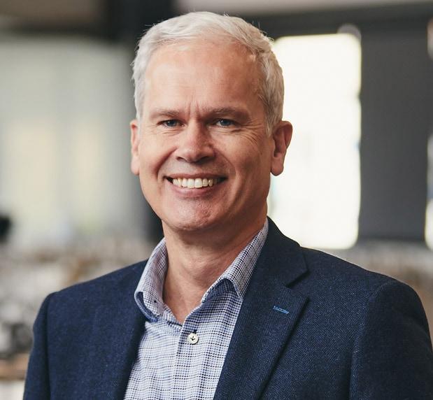 Jeffrey Clarke Interim CEO