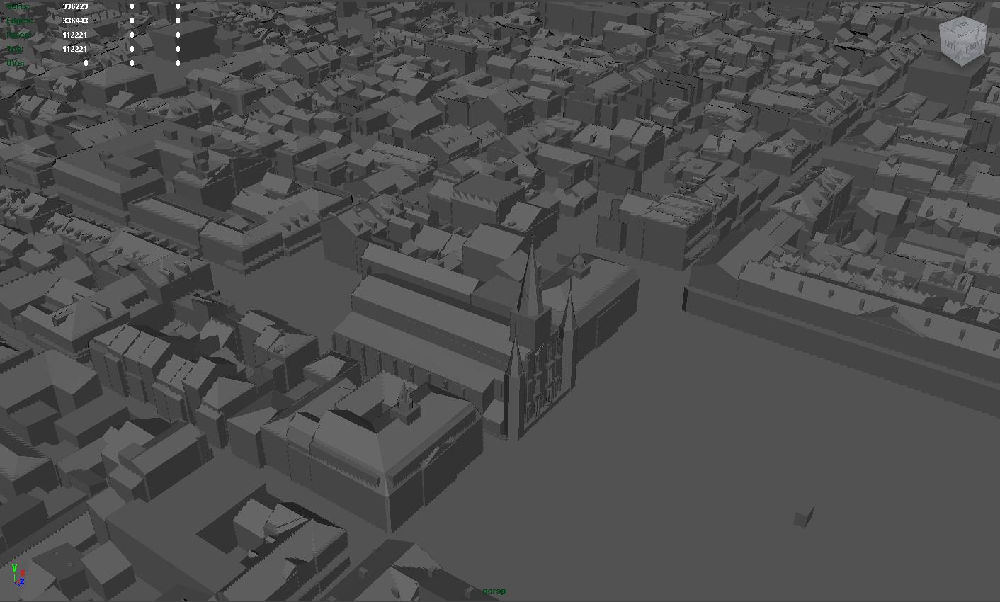 Exporting Google Earth Models Using GLIntercept | Brian