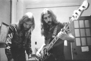 Brothers forever: Duane & Berry Oakley