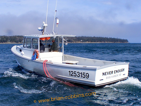 Never Enough, a Newman 36 owned by Daniel Closson of Bass Harbor, ME. originally launched in 1976; rebuilt by James Rich Boatyard in 2014.