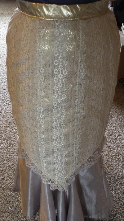 Nine Panel Skirt