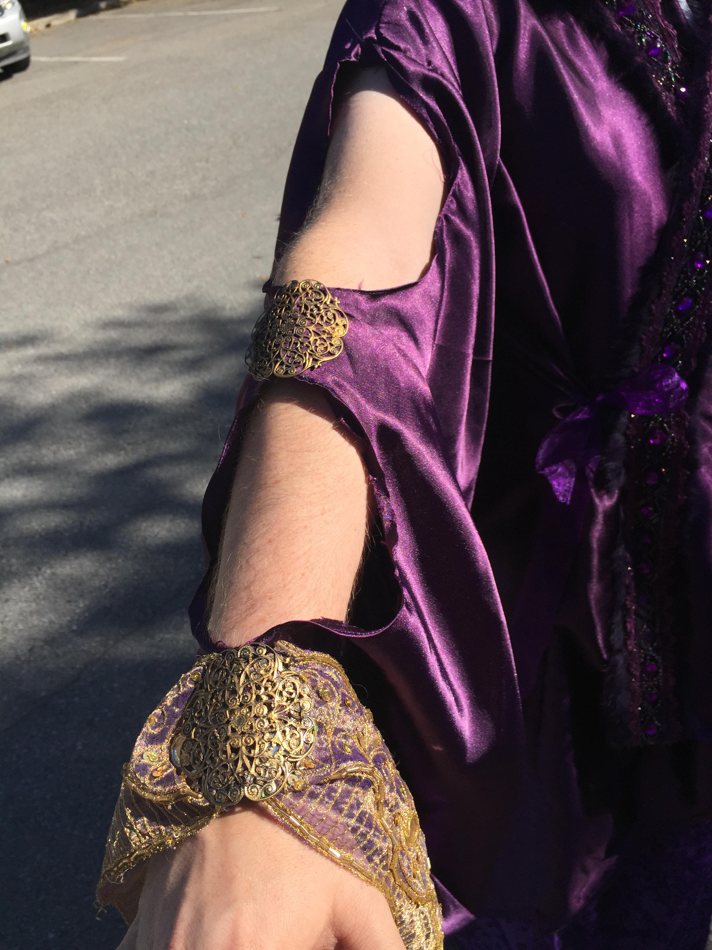 wizard's sleeve top