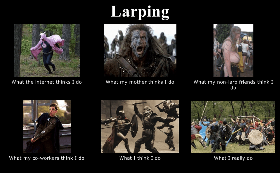 Inspiration Spotlight: LARP