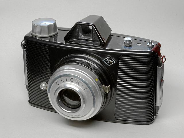 Camera - Image: Public Domain, Morguefile