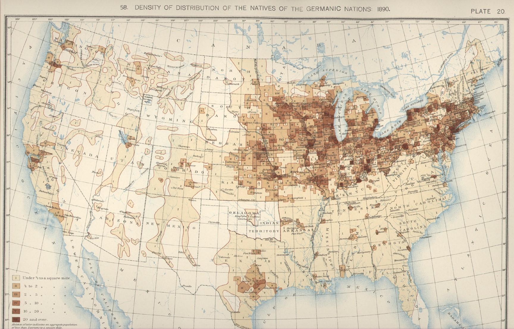 The Census Disease Maps