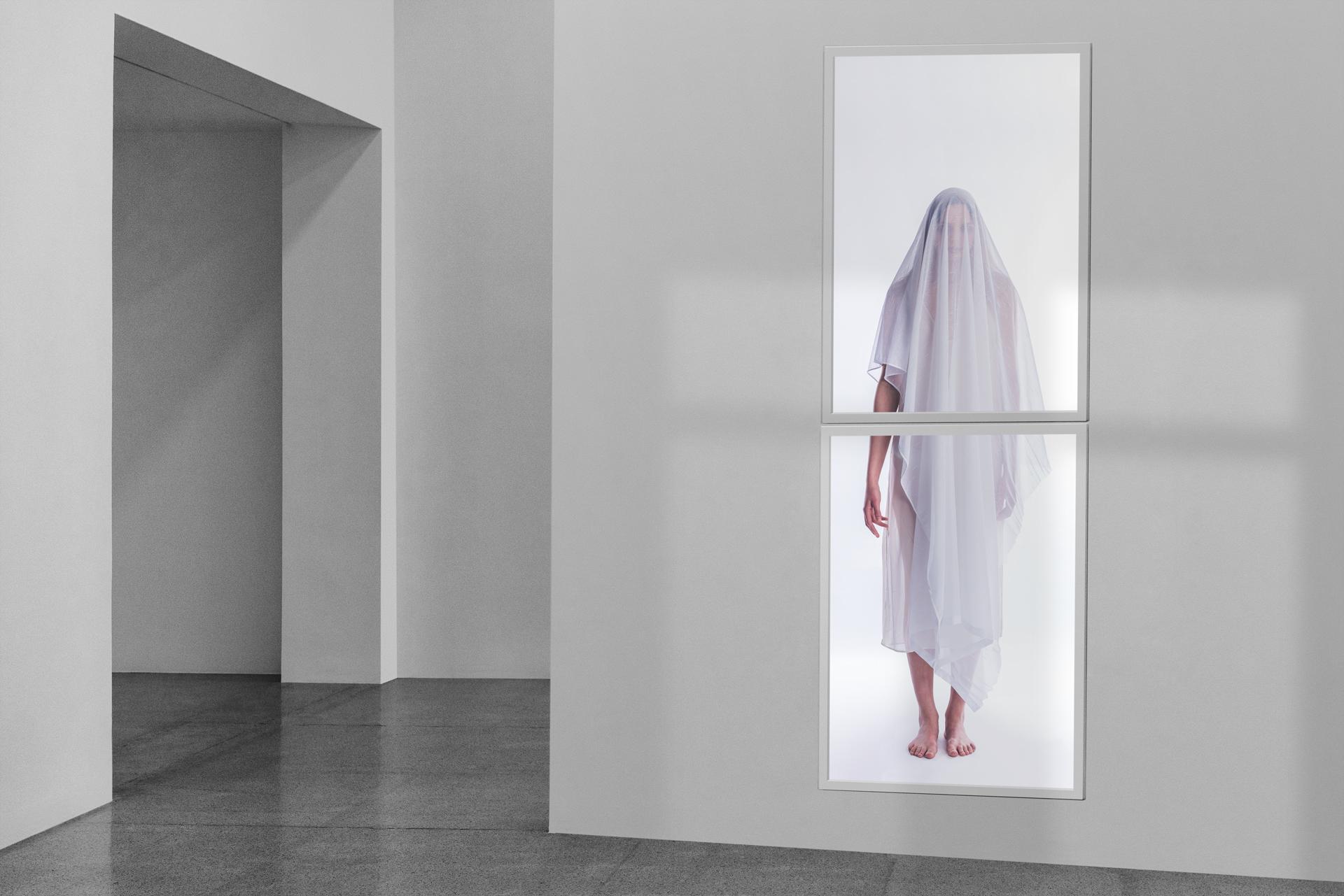 Apparition, installation view.