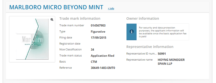 marlboror micro beyond mint
