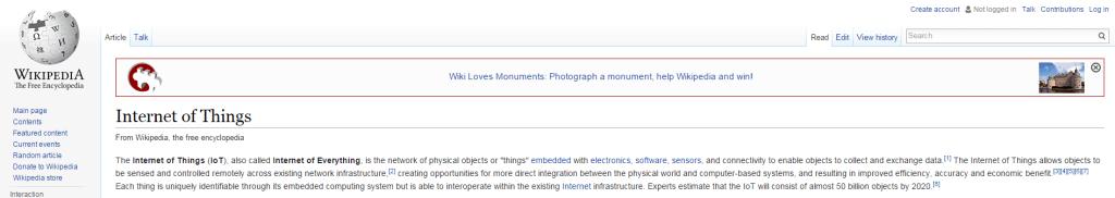 internet of everything wikipedia