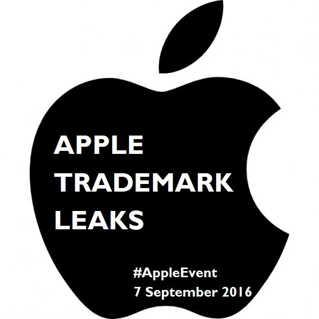 Apple Trademark Leaks