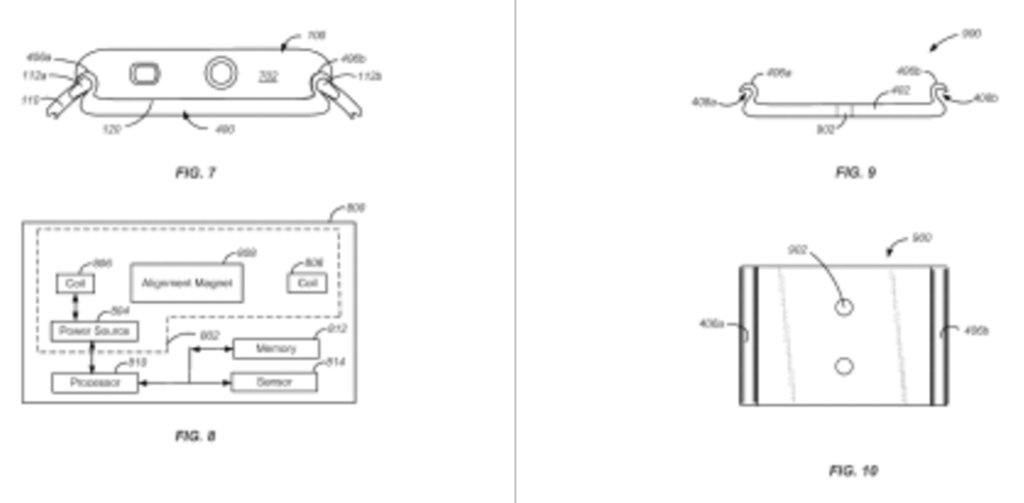One More Thing – Apple Watch Wearable Charger and Other Apple Patents
