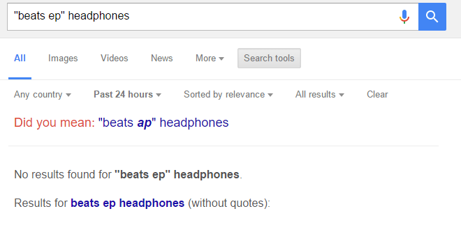 Beats EP Headphones?