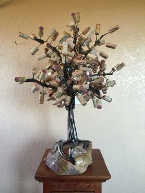3D Cork Tree