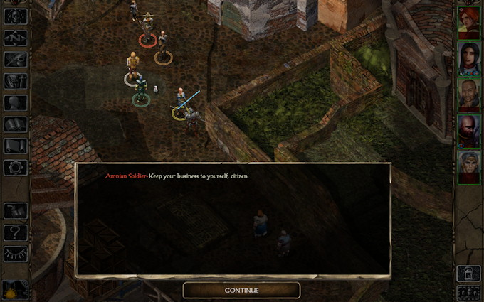 Baldur's Gate 2 Enhanced Edition - Brian Watkins