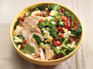 Panera Bread Power Mediterranean Chicken Salad