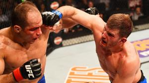 JDS needed all of his heart and toughness to win a decision over Stipe Miocic.