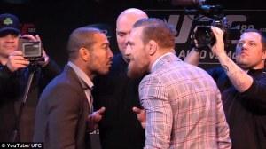 5Dimes has featherweight kingpin Jose Aldo as a short -115 favorite vs. Conor McGregor.