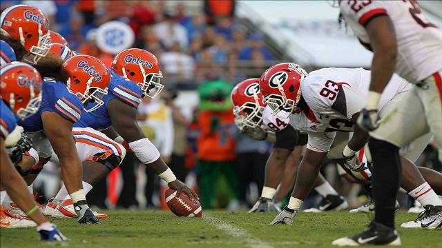 UGA saw its first three-game winning streak over UF since the 1980s snapped last year in a 38-20 loss.