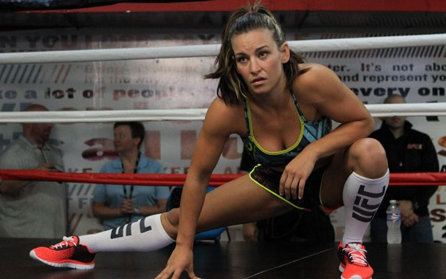 Miesha Tate will take a four-fight winning streak into her co-main event bout vs. Holly Holm for the women's bantamweight strap at UFC 197.