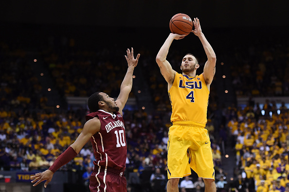 LSU might be without its second-leading scorer Keith Hornsby (hernia) for the rest of the season.