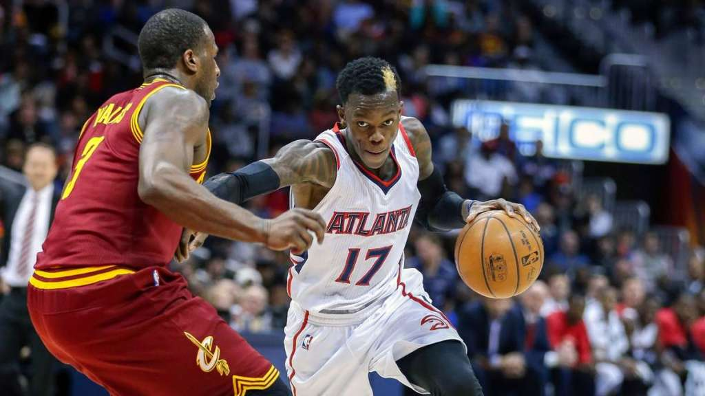 Dennis Schroder will become Atlanta's starting point guard after spending three seasons backing up Jeff Teague.
