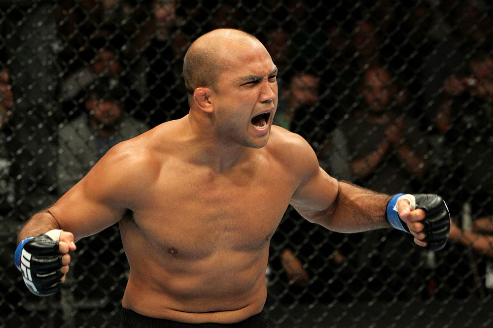 B.J. Penn hasn't tasted victory since knocking out Matt Hughes at UFC 123 on Nov. 20 of 2010, going 0-3-1 since then. He will return to the Octagon as a huge underdog to face Ricardo Lamas at UFC Fight Night 97.