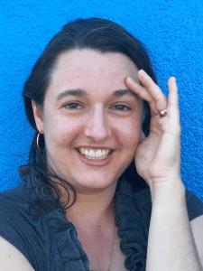 Julie Falk, executive director at Bitch Media