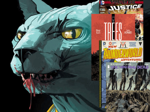 My Favourite Comics of 2014