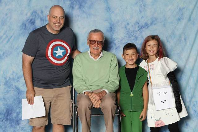 Our Fan Expo Canada Stan Lee Experience