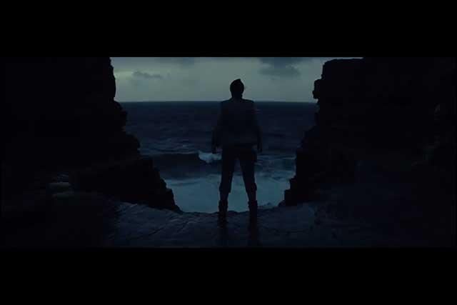 The Last Jedi - Rey Watch