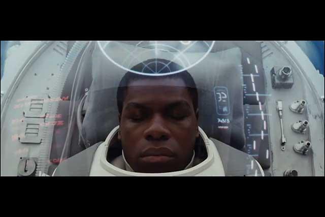 The Last Jedi - Finn