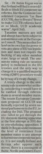 050417 Irish Times Letter Pg1