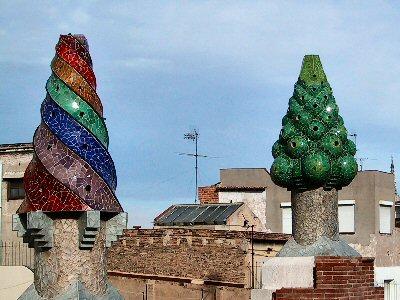 Antoni Gaudi Palau Guell