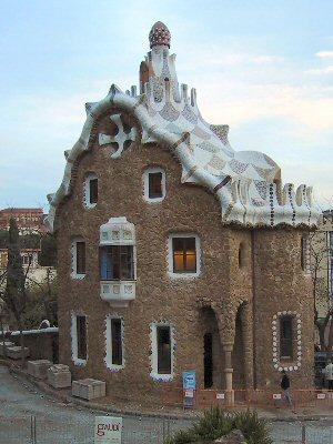 Antoni Gaudi\'s Park Guell