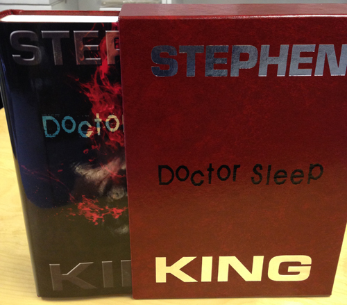 Doctor Sleep by Stephen King Gift Edition