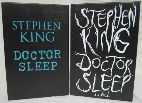 Doctor Sleep by Stephen King Slipcase