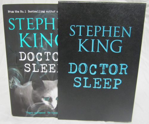 Doctor Sleep by Stephen King Slipcase