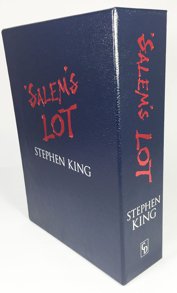'Salem's Lot Slipcased Gift Edition