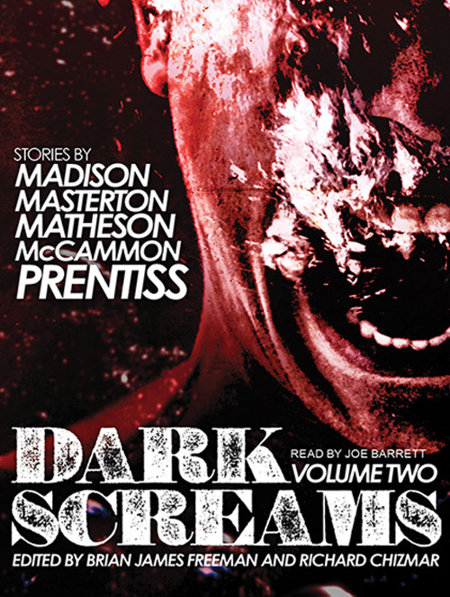 Dark Screams Volume Two Audiobook