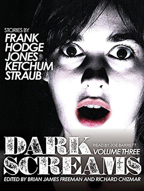 Dark Screams Volume Three Audiobook