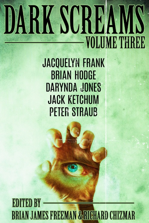 Dark Screams Volume 3 eBook