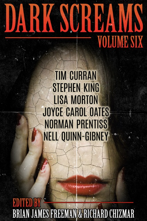 Dark Screams Volume Six eBook