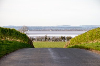 Over the hill to the Solway