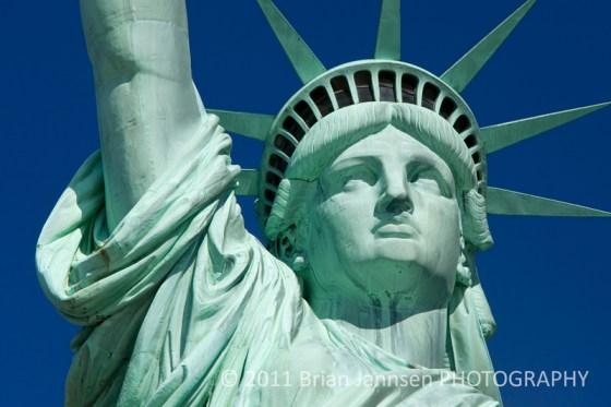Statue of Liberty New York City Harbor