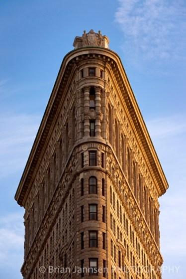 Flatiron Building Sky Scraper New York City