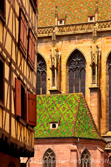 Colmar Alsace France Cathedral Photography Workshop