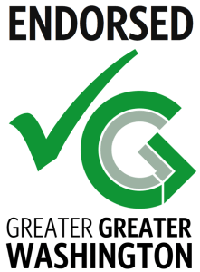Endorsed by Greater Washington