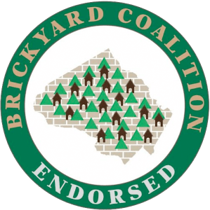 endorsed by Brickyard Coalition
