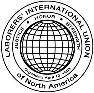 Laborers international union logo