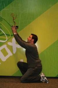 Xbox Live - we won an Emmy award!