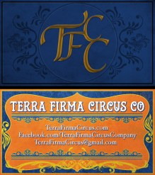 TFCC Business Cards